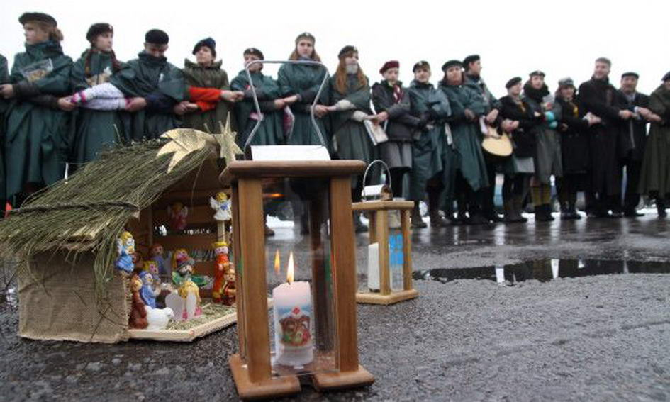 Вифлеємський вогонь миру перетне польсько-український кордон 20 грудня