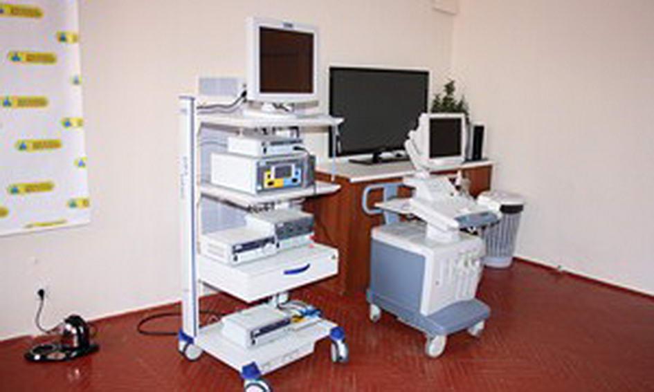Обласну дитячу лікарню укомплектовано сучасними медичними апаратами
