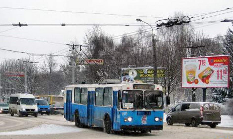 У новорічну ніч Луцьком курсуватиме громадський транспорт
