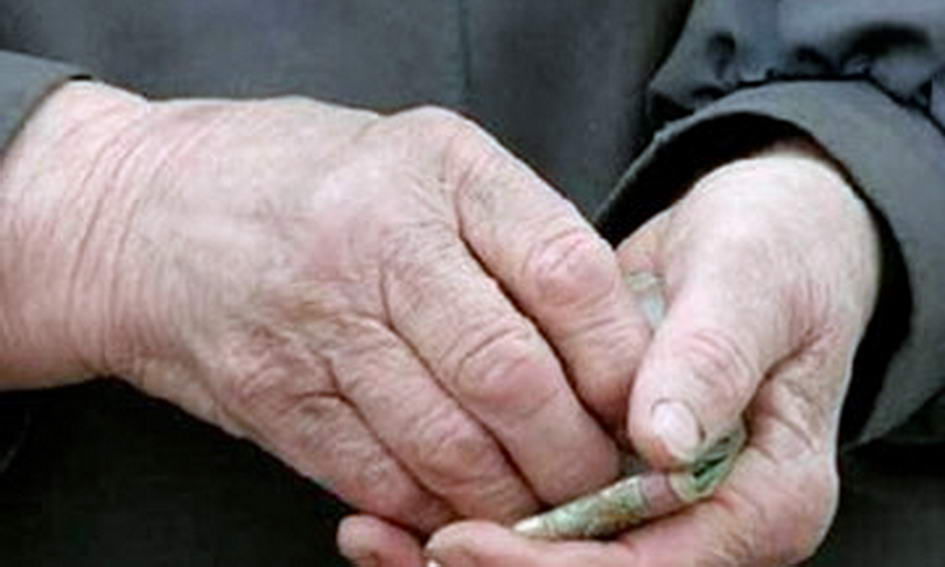 Волинським пенсіонерам в повному обсязі виплачено грудневу пенсію