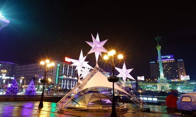 Новорічно-різдвяні святкування вартуватимуть бюджету 30 мільйонів гривень