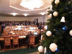 Волинь зустріне Новий рік з бюджетом