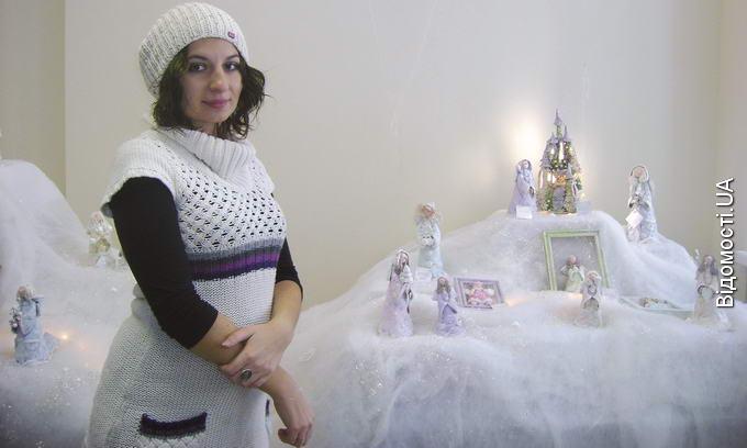 Ангели майстрині Катерини Новак здійснюють бажання