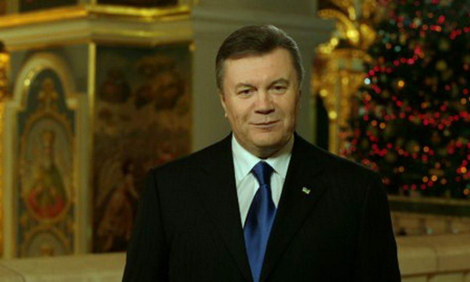 Віктор Янукович перебував на Волині