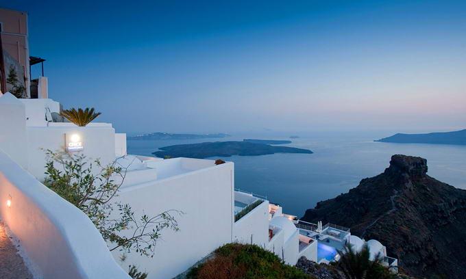 Ціни у грецьких готелях знизили до рекордного рівня