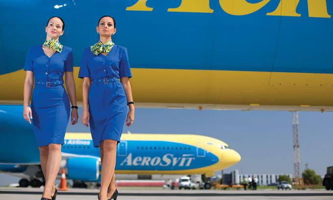 ЗМІ: «АероСвіт» звільнить до 1800 працівників