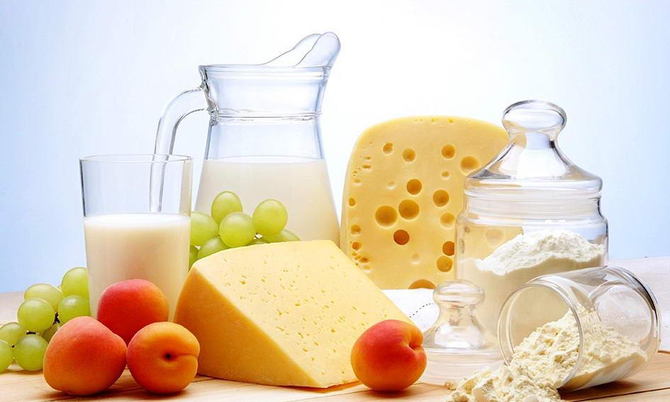 Майже половину експорту укранських молочних продуктів склали сири