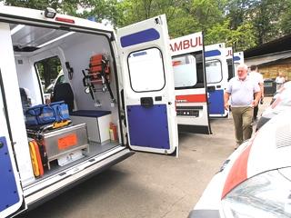 Поки не вирішено ряд питань щодо реалізації екстреної допомоги на Волині