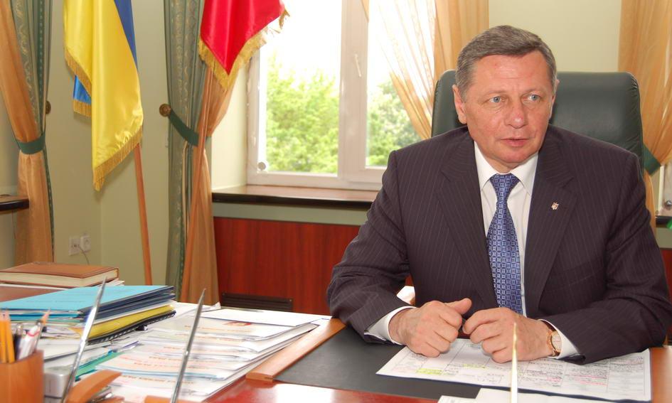 Луцького міського голову Миколу Романюка нагороджено орденом «За заслуги»
