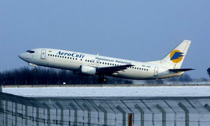 Держава не допустить банкрутства «АероСвіту»