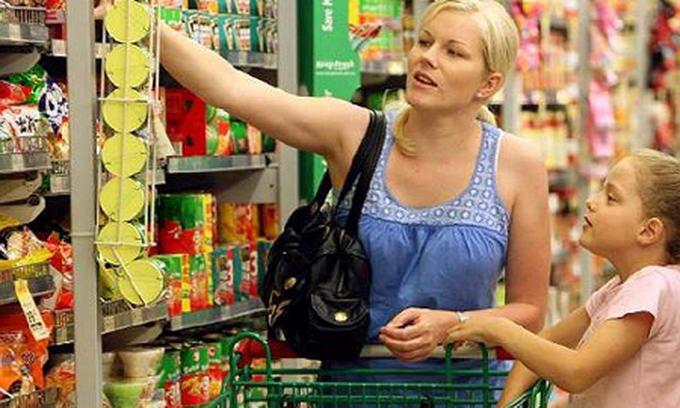 У столиці на їжу йде майже третина зарплат