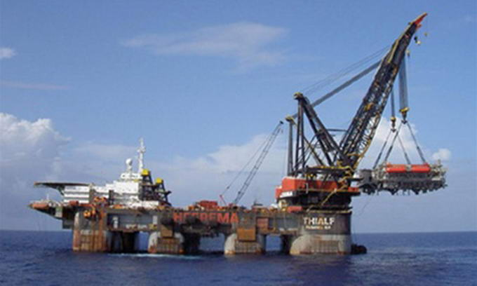 Ахметов купив компанію, яка видобуває корисні копалини на Чорноморському шельфі