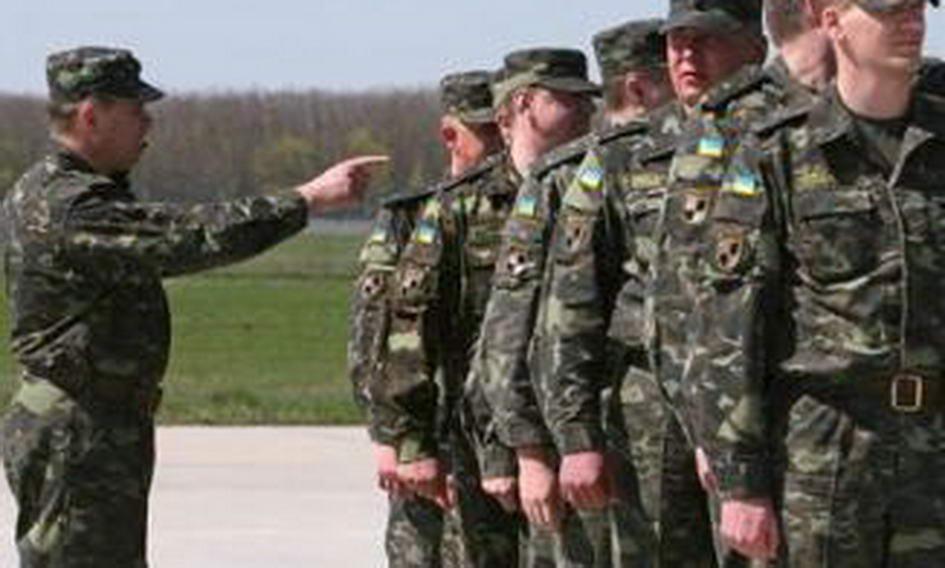 У Луцьку відбирають кандидатів для служби за контрактом