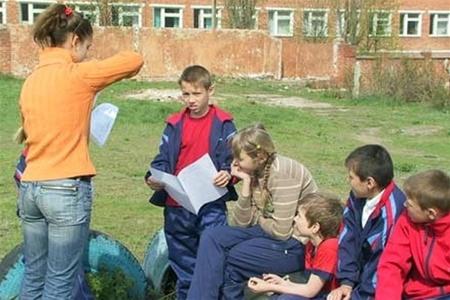 У інтернатах Волині немає повноцінного розвитку для дітей сиріт