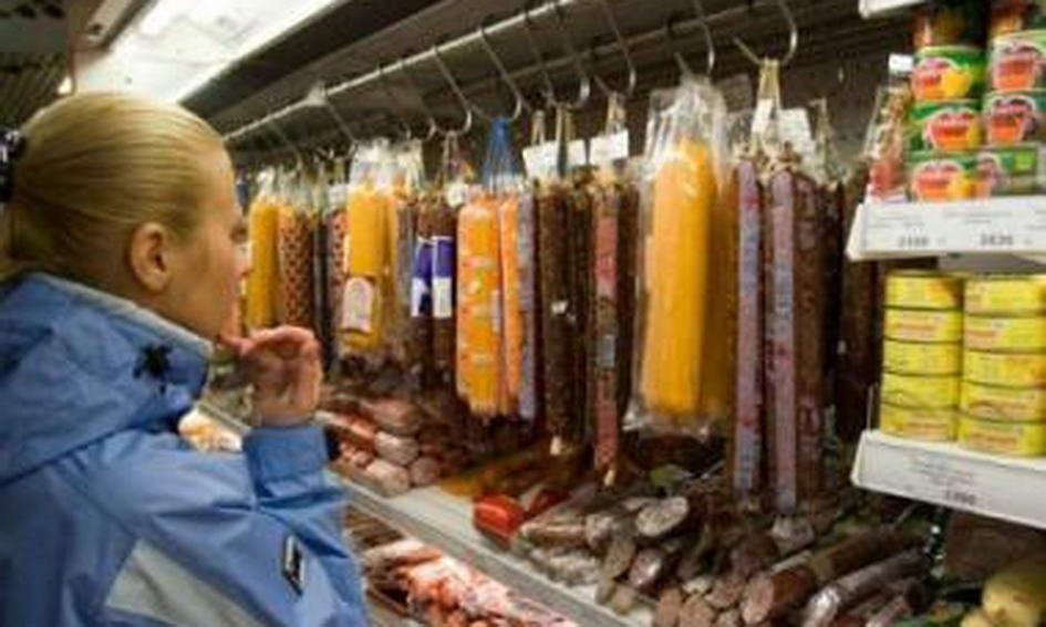 Минулого року на Волині подорожчали м'ясо і кисломолочна продукція