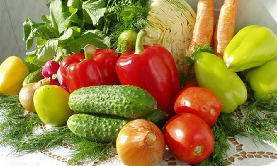На Закарпатті виростили найбільше овочів та фруктів за останні 20 років