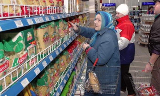 В Україні другий місяць поспіль ростуть ціни