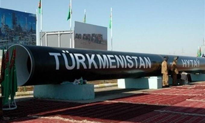 Україна знову хоче отримувати туркменський газ