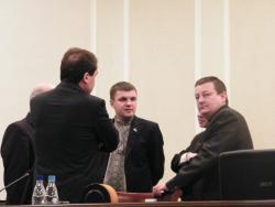 Сесію обласної ради зірвали