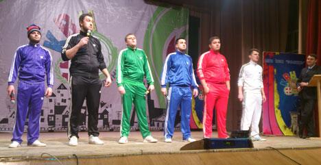 На «Кубок Любарта» до Луцька завітав Євген Сморигін
