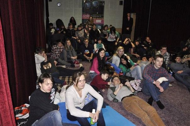 Луцькі фанати «Зоряних воєн» дивилися улюблене кіно всю ніч