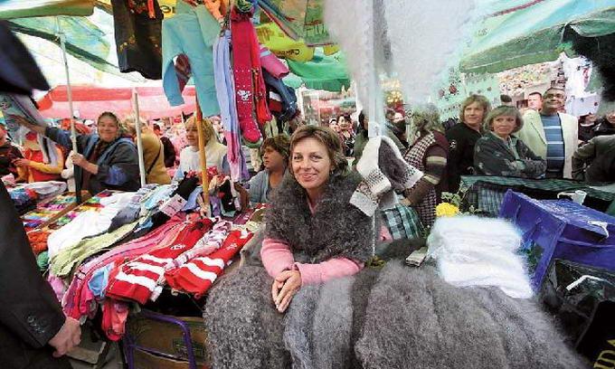 Експерт: Український одяг не гірший від китайського