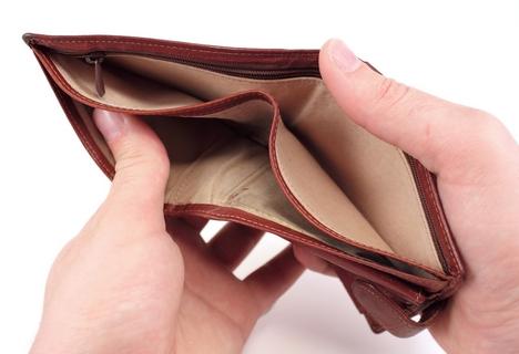 На Волині заборгованість із зарплати становить понад 4 млн. гривень