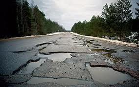 Кількість ДТП на Волині збільшилася на 25% через погані дороги