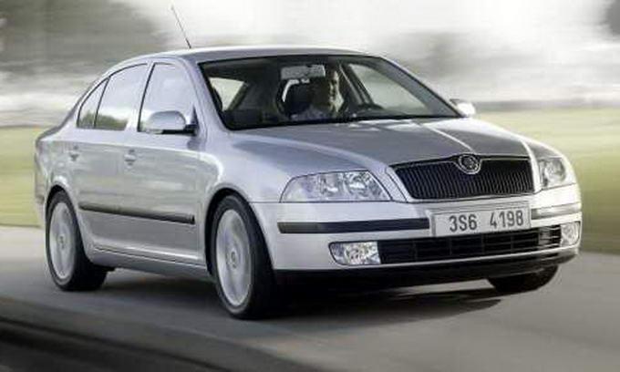 У 2012 році українці найчастіше купували авто Skoda Octavia