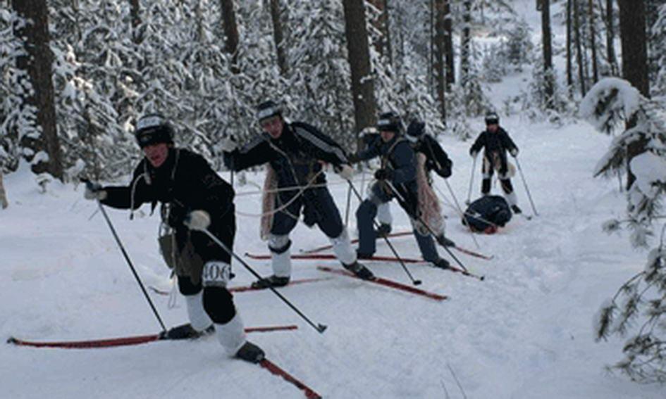 Волинські лижники перемогли на чемпіонаті України з туризму