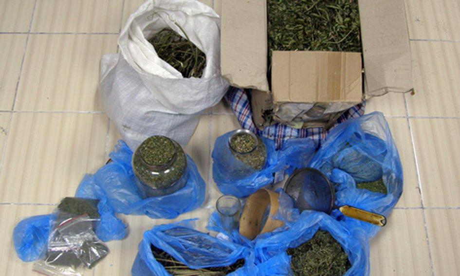 У жителя Ківерцівщини вилучили коноплі на 15 тисяч гривень
