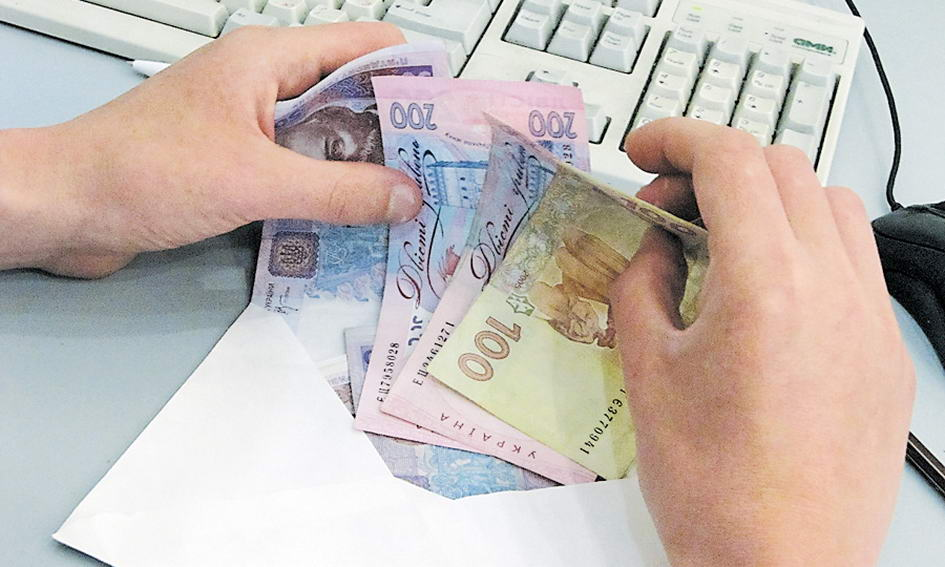 Лучани в середньому заробляють 2500 гривень у місяць