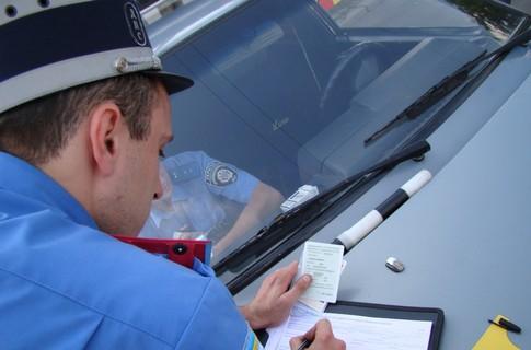 Близько 160 водіїв Волині за останню добу порушили Правила дорожнього руху
