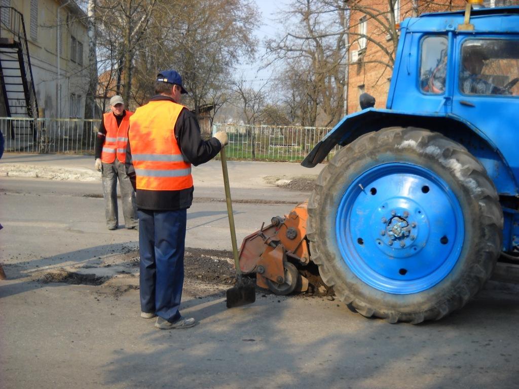 На Горохівщині почнуть ремонтувати дороги