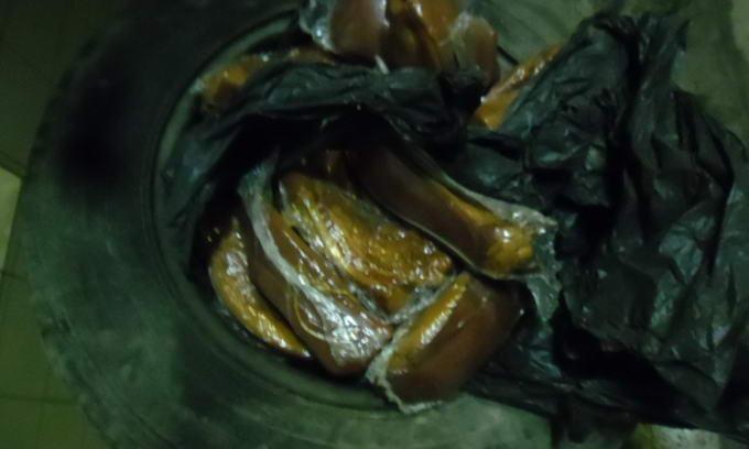 За приховування м'яса українця позбавили «Мерседеса»