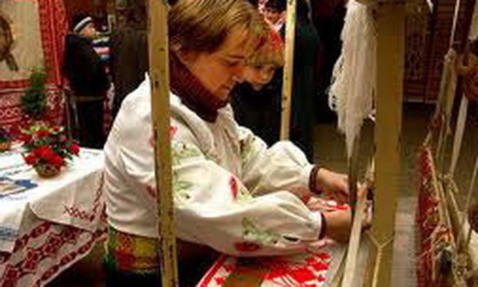Влітку на історичній Волині відкриють музей-майстерню ткацтва