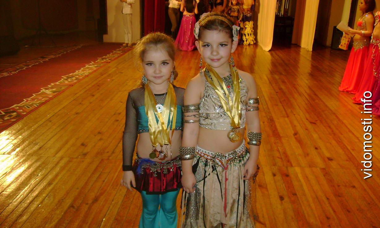 У Луцьку триває міжнародний чемпіонат зі східних танців