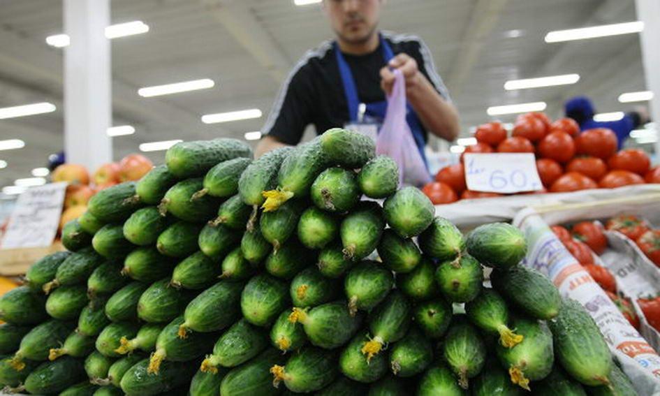 Найбільше українських овочів купує Росія, Молдова і Грузія