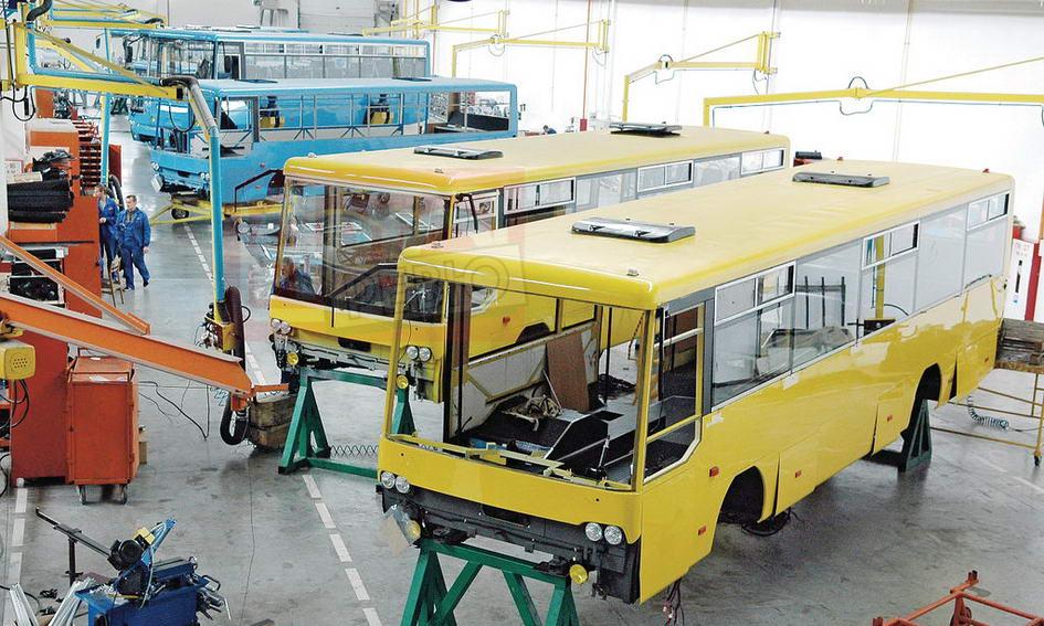 Луцький автозавод включено в державну програму розвитку електротранспорту