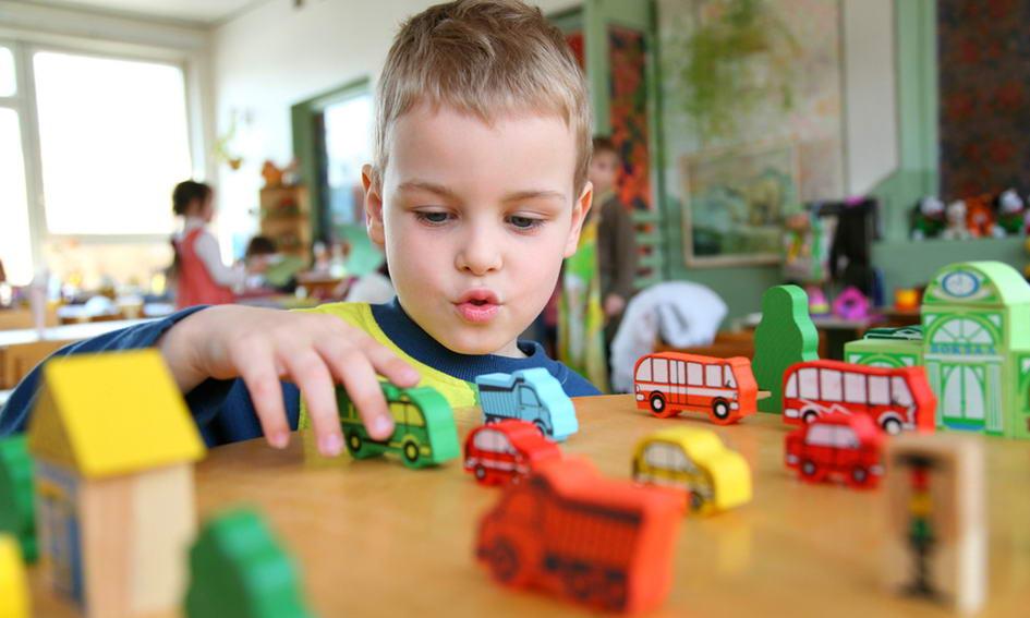 У дитсадках Волині за два роки створять 2 тисячі нових місць для малюків