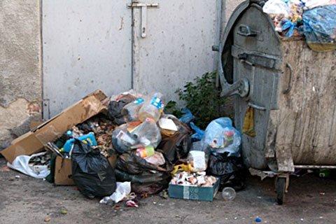 У Луцьку питання з вивозом сміття залишається відкритим