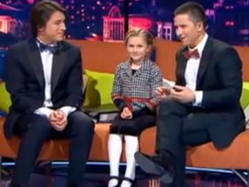 Ковельчанка Марійка Мовчан побувала на шоу «Нового каналу»
