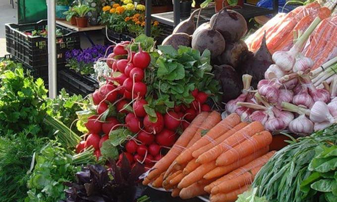 Ціни на овочі знизилися на 21%