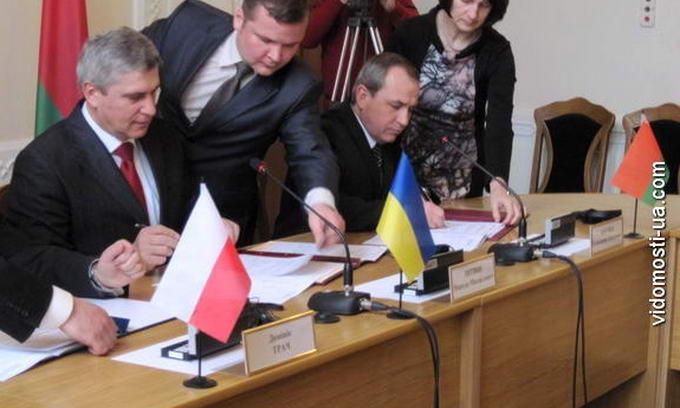 Кордон між Україною та Польщею остаточно визначений