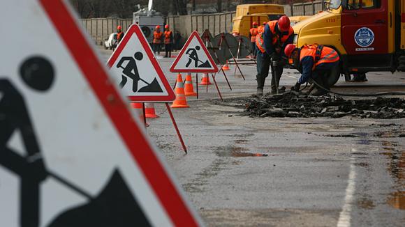 До 5 травня дороги Волині мають бути відремонтовані