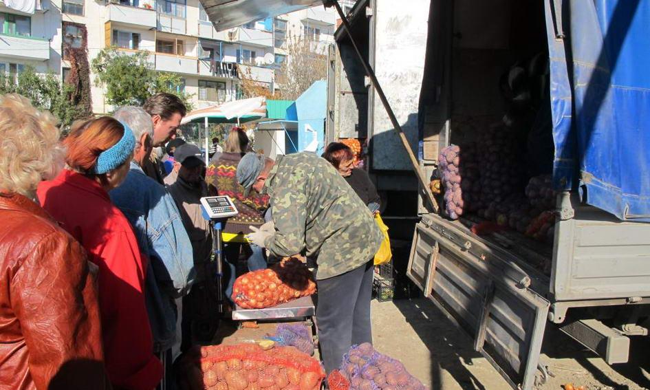Міністр: На продовольчих ярмарках ціни на 10-15% нижчі, ніж у магазинах і на ринках