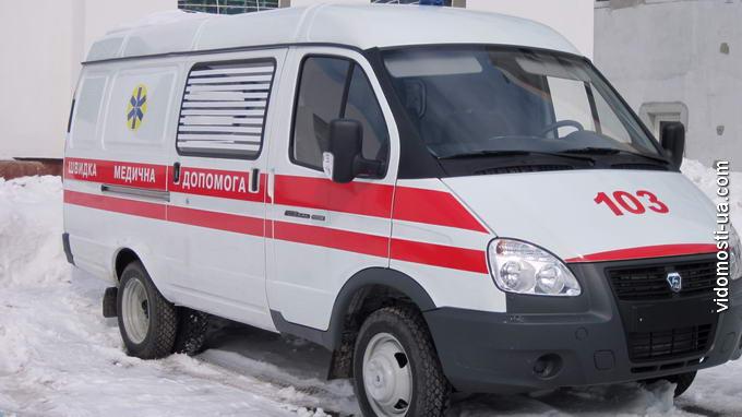 У Луцьку вручили спеціалізовані автомобілі поліклінікам міста