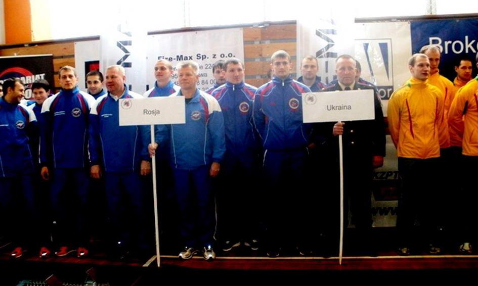 Волинські рятувальники представляли Україну на міжнародних змаганнях у Польщі