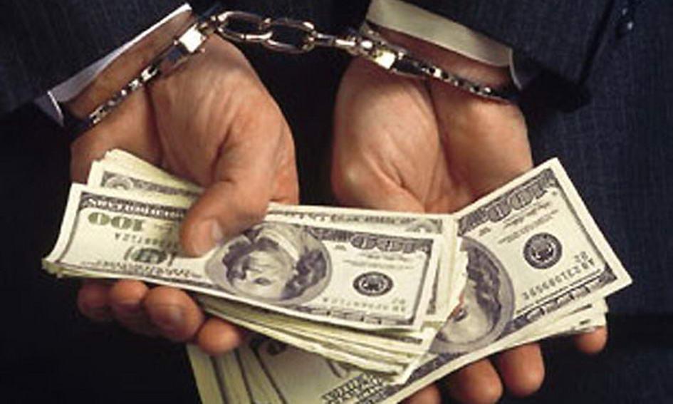 Начальника відділу прикордонної служби піймали з хабаром у 1,5 тисячі доларів