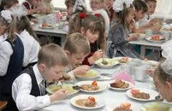 Учнів Камінь-Каширщини годує київська фірма